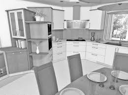 simple design best kitchen design layouts peninsula kitchen