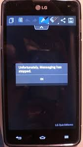 android phone stopped unfortunately messaging has stopped android forums at