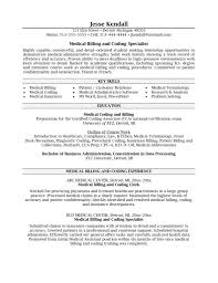 Sample Resume Objectives In Healthcare by Coolest Medical Claims And Billing Specialist With Billing