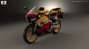 honda cbr 600 models 360 view of honda cbr600rr 2015 3d model hum3d store