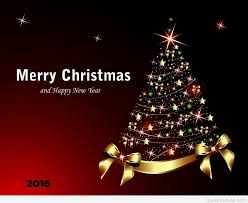 merry and a happy new year wallpaper wishes 2016