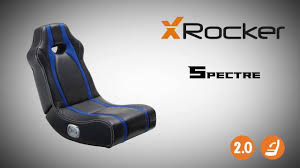 Extreme Rocker Gaming Chair X Rocker Spectre Junior Gaming Chair Product Overview Youtube