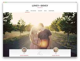 wedding site 30 stunning responsive wedding events marriage