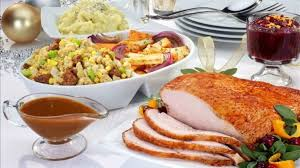 free thanksgiving meal in toledo