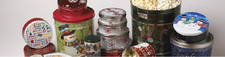 bulk cookie tins buy decorative cookie candy cake nut and popcorn tins