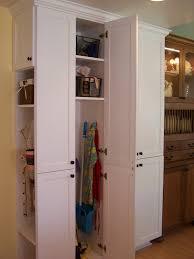 broom closet organizers broom closet to save your old