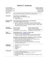 Resume Template Internship Intern Resume Template Resume Sample Internship Functional Sample