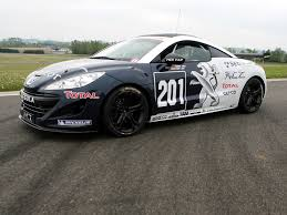 peugeot rcz 2010 mad 4 wheels 2010 peugeot rcz race car 200ans