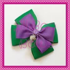 handmade bows mermaid inspired hair bow lilliboo bows