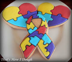 autism awareness cookies that u0027s how i dough