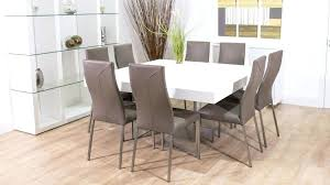 tall square dining table seats 8 large uk 60 10 chairs outdoor