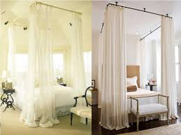 Canopy Drapes Sheer Bed Canopy Drapes Vine Dine King Bed Sheer Bed Canopy