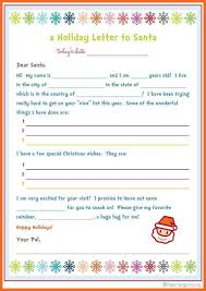 santa list template