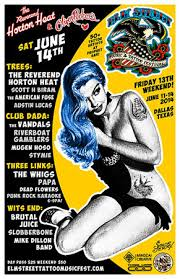 elm street music and tattoo festival rev rockabilly pinterest