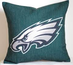 parade throws wholesale nfl philadelphia eagles pillow cover team logo nfl philadelphia