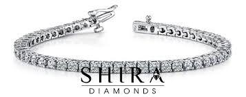bracelet with diamonds images Shira diamonds 7 carat diamond tennis bracelet diamond tennis png