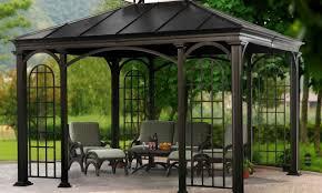Home Depot Patio Gazebo Canopy Gazebo Outdoor Patio Furniture Gazebo Pergola