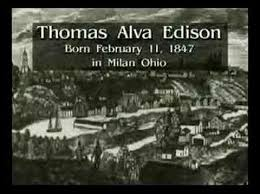 Thomas Edison Electric Chair Thomas Edison A Life Of Invention Youtube