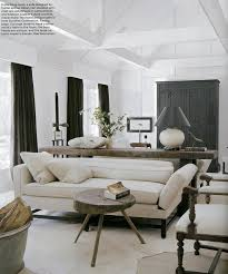 Best LIVING ROOMS Images On Pinterest Living Spaces Home - Black and white family room