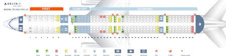 Boeing 777 300er Seat Map Seat Map Boeing 777 200 Delta Airlines Best Seats In Plane With