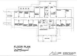 admin building floor plan new admin building project