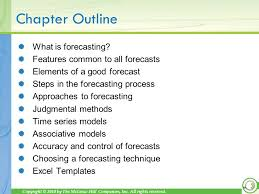 Demand Forecasting Excel Template by 3 Demand Forecasting Slides Prepared By Laurel Donaldson Ppt