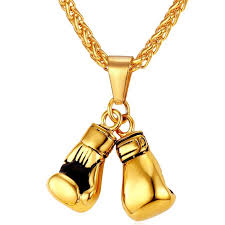 necklace pendant charm images Boxing glove pendant charm necklace sport boxing chattuz jpg