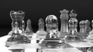 Glass Chess Boards Glass Chess Set By Rockr7990 On Deviantart