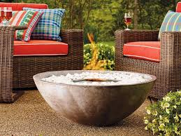 Concrete Fire Pit by Stamped Concrete Firepit Home Fireplaces Firepits Outdoor