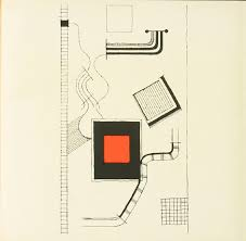 bauhaus floor plan untitled plate xviii pg 217 in the book staatliches bauhaus
