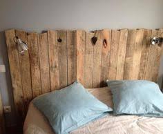 thermom re chambre b pour faire une tête de lit avec des palettes pallets