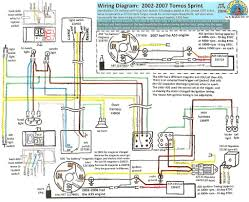 tomos wiring diagrams myrons mopeds