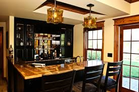 Dining Room Bar Cabinet Bar Cabinets Dayton Ohio By Amish Cabinets Usa