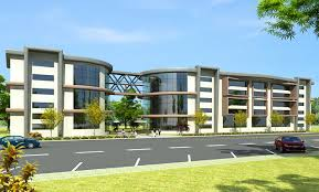 exterior view institutional healthcare projects sap kyros