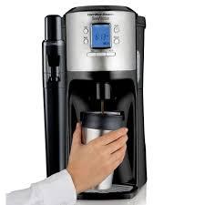 Hamilton Beach BrewStation Coffeemaker With Flavor Dispenser