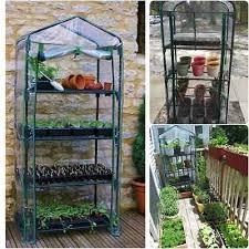 Small Backyard Greenhouse by Gardman R687 4 Tier Mini Greenhouse For Small Backyard Home Deck