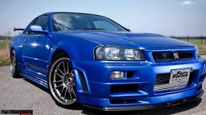 r34 nissan skyline gt r r34 from fast u0026 furious 4 on sale