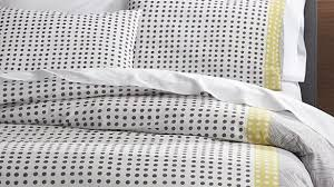 Yellow Duvet Cover King Full Size Fruit Pear Grey Yellow Prints Duvet Cover Set Queen King