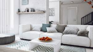 white livingroom 15 modern white and gray living room ideas home design lover
