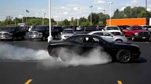 Dodge Viper Hellcat - 2015 dodge challenger srt hellcat viper gts burnout youtube