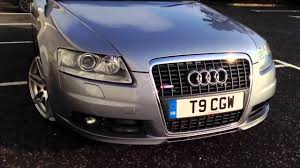 www dealerpx com audi a6 s line le mans silver manual di youtube