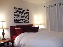 sassy zebra print poster room to think the