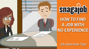 How To Make A Resume For First Job No Experience by Job Interview Tips Part 23 How To Find A Job With No Experience