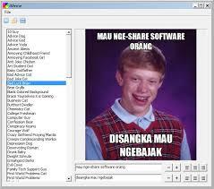 Cara Buat Meme - cara membuat meme di pc dengan imeme wildan s haritsyah blog