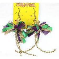 mardi gras earrings mardi gras earrings crown earrings rhinestone earrings alligator