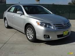 2011 toyota xle for sale 2011 toyota camry xle v6 in silver metallic 625505