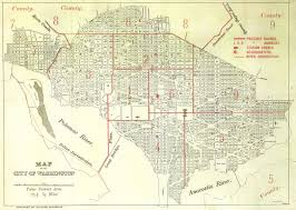 Maps Of Washington Dc by Mpd Facilities