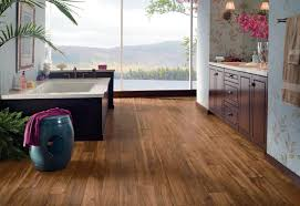 is vinyl flooring for a bathroom what s the best floor for your bathroom the floors to your