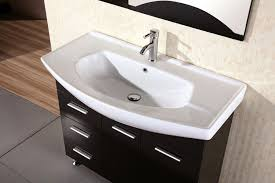 sierra 40 u2033 single sink vanity set in espresso design element