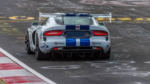 fastest dodge viper in the the dodge viper acr rock a 7 03 45 nurburgring the drive